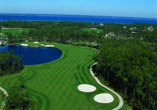 Golf Course Destin Florida Regatta Bay Golf & Yacht Club