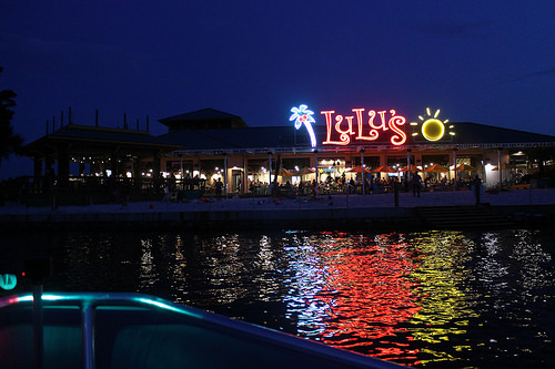 LuLu's in Destin at Regatta Bay