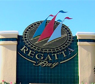 Regatta Bay Entrance