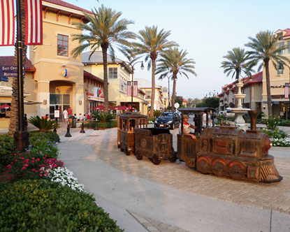 Destin Commons Stores